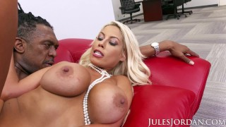 Jules Jordan - Bridgette B Big Tit MILF Gets Dredd's Big Black Cock Doggy tushy