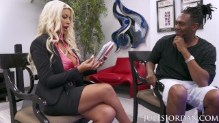 Jules Jordan - Bridgette B Big Tit MILF Gets Dredd's Big Black Cock