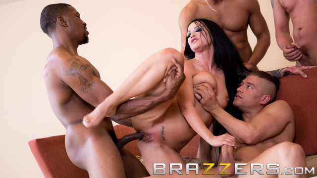 Free brazilian hardcore anal sex - Brazzers house season 3 ep2 lena paul hosts a free for all sex challenge