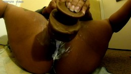 Super Creamy Redbone Loveee to taste her own CUMMMM!!!!