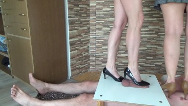 double CBT - trampling - part two