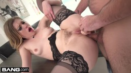 Ella Nova intense RAW anal sex