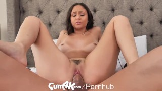 CUM4K Wedding Night Multiple OOZING creampies Style ass