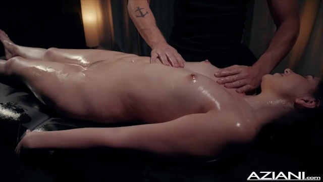 Sienna miller and naked Sexy oil massage