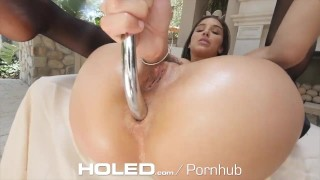 HOLED Tight fit for tight ass Abella Danger Ocp the