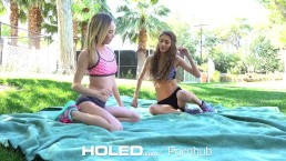 HOLED Anal Friendship - Sharing The Backdoor Bond