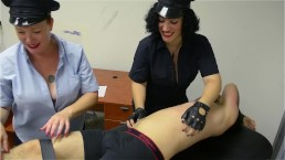Tickle Torture Tickle Interrogation Cops