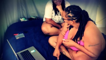 BEHIND THE SCENES WEBCAM SHOW