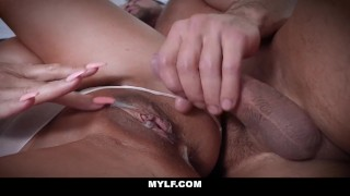 MYLF - Fit Australian Milf Fucked and Filled With Cum Cum first