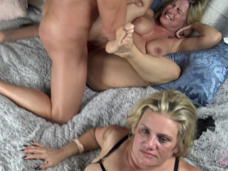 Behind The Scenes   Atlanta Swingers After Party   Foursome Hubby Films