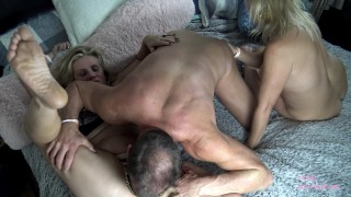 Behind The Scenes  Atlanta Swingers After Party  Foursome Hubby Films Step kink
