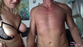 Behind The Scenes  Atlanta Swingers After Party  Foursome Hubby Films Fake riding