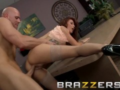 Brazzers - Milf Lawyer Monique Alexander gets pounded by apposing counsel