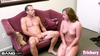 Husband therapist fucks waits maddy her o'reilly the while sucking hardcore