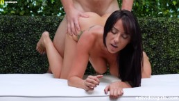 Married PAWG Gets Carried Away