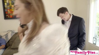 Inside pervy watch pies cum step family my se bro stepsis his parents bubble pie