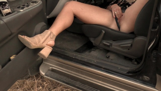 Sex offender flyod countr in Cute country girl fucked in her car and drenched in cum completely