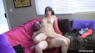 Hot Teen Babe Fucked By Mature Man