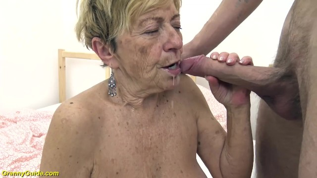 90 Years Old Granny Gets Rough Fucked - Pornhubcom-5259