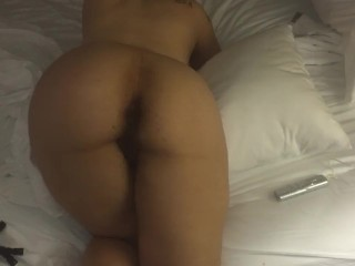 Pawg Doggystyle pussy fart