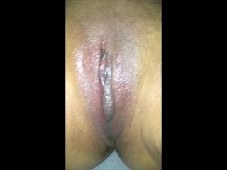 Juicy Pussy Closeup