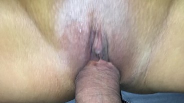Fucking Wife's Wet Pussy