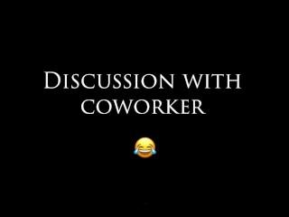 Risky office masturbation – Mini Diva