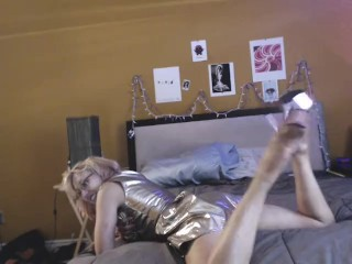 I Want Shiny Teasing Fun Fetish Findom Game for  IWantEmpire