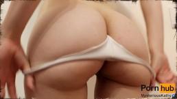 Big Ass Latina Teen - Sexy Panties Try On