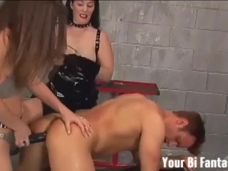 Bisexual Domination And Gay Femdom Fantasy Porn