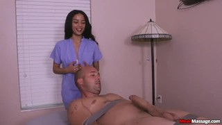 Massage Session Mutually Satisfying For Maya Pussy public