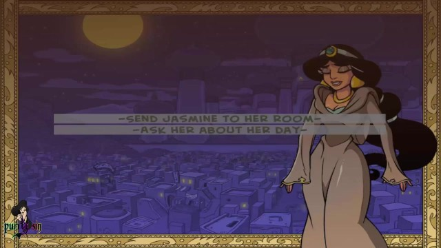 Aladdin sex with girlfrind game Akaburs princess trainer gold edition episode 1