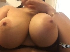 British PAWG Paige Turnah Wants you to Jerk Off to her boobs