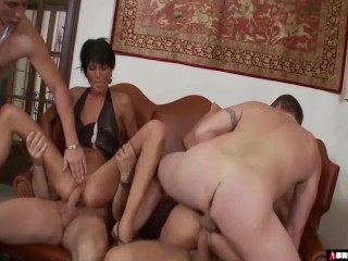 Preview 6 of Birthday Party Gangbang