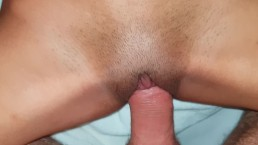 Long Hard Hardcore for tiny tight thai girl GF 18