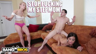 Alexa mom pierce bangbros blind step son step by unknowingly fucked gets stepmomvideos big
