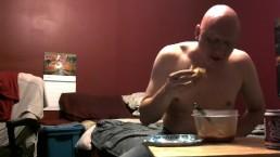 piggy feeding belly stuffing soda chug 10/16/18