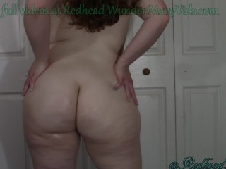 RedheadWunder Booty Shake for you
