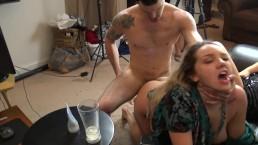 Swingers Get A Kinky Massage at North Georgia Resort- 4Sum Cum Hard!