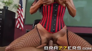 Kinky kiara a think milf star brazzers porn i mia is my staring teacher pawg milf