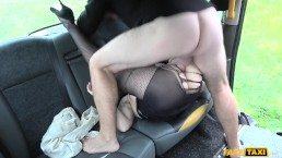 Fake Taxi -Taxi anal with big pointy nipples