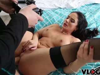 Videos Of Hot And Sexy Vlogxxx - Big Booty Sheena Ryder Gets Her Ass Fucked By A Monster Cock, Bts