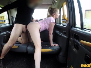 Sex And The City I Heart New York Fucking, Fake Taxi- Blue eyed babe loves rough fucking Babe Big Di