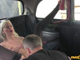 Kay parker full movie fake taxi hot blonde cant help but ask for seconds of cabbies cock, faketaxi b