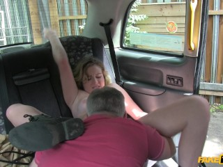 Erotic pussy sucking videos fake taxi hot blonde gives cabbie a sexy show, faketaxi blonde babe pussy licking fingering