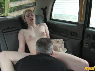Big ass jugs fake taxi - hot posh student tries anal fucking fake taxi faketaxi bl