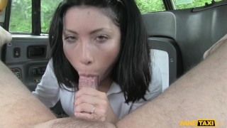 Fake Taxi - Naughty Lady in Sexy Uniform