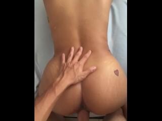 Hot ass girlfriend