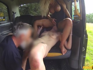 Milf dream porn fake taxi taxi training leads to threesome, hardcore sucking babe taxi big cock natu