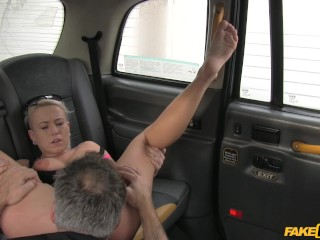 Creamiest vagina fake taxi always knew czech girls love to fuck!, fake taxi faketaxi sex in car taxi